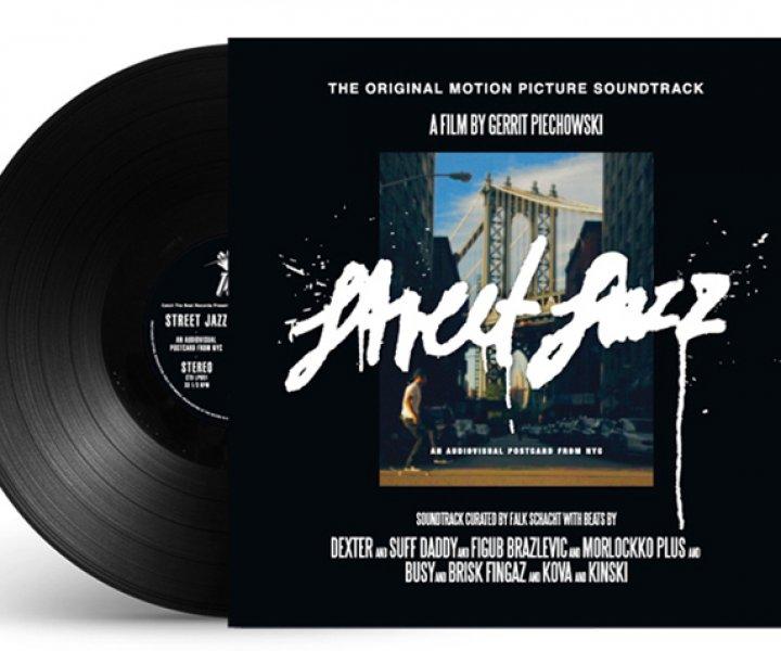 Street Jazz Vinyl OST Catch the Beat
