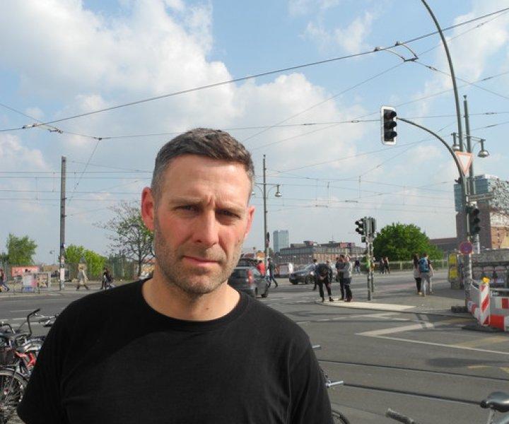 Marcus Staiger Berlin Die Hoffnung ist ein Hundesohn