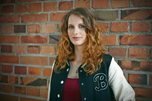 Lina Burghausen (Foto von Sebastian Frank)