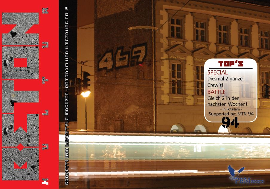 Betonkultur vielfalltag Ausgabe 2 Cover