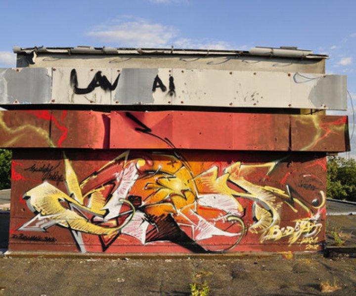 viefalltag Graffiti Skenar73