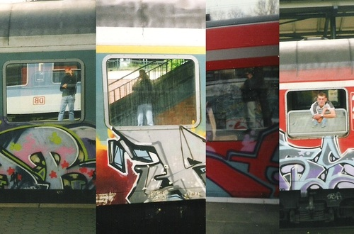 vielfalltag collector Graffiti