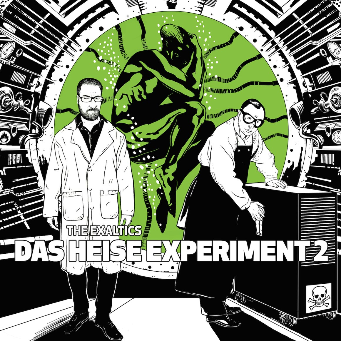 das Heise Experiment 2 Cover