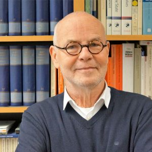 Prof. Dr. Wolfgang Frindte